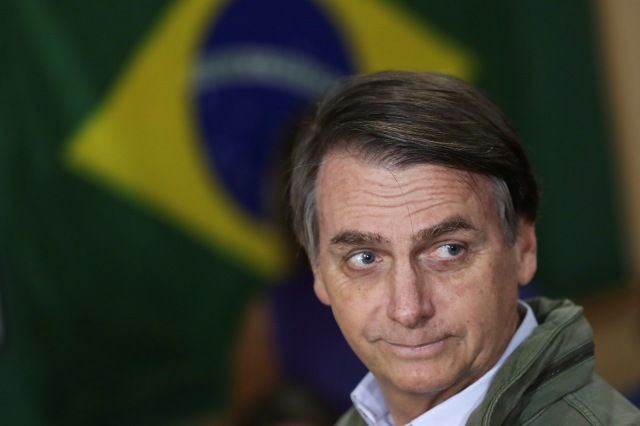 Second round of the presidential election in Brazil
